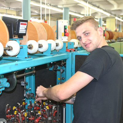 Maschinen- und Anlagenführer/Produktionsmechaniker