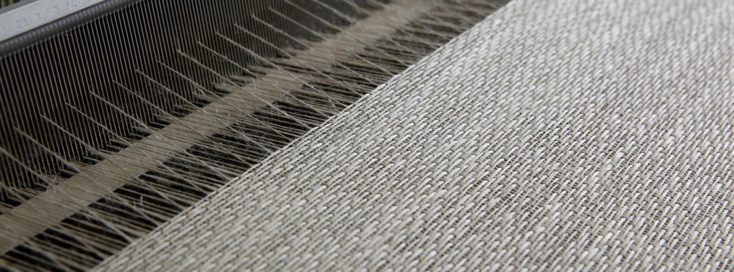 Textilien aus Naturfasern